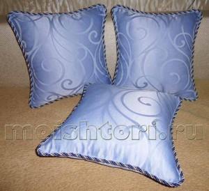 кант валик подушка
