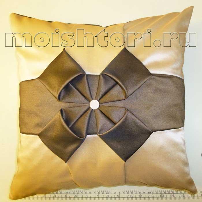 Декоративные подушки буфы своими руками фото 156