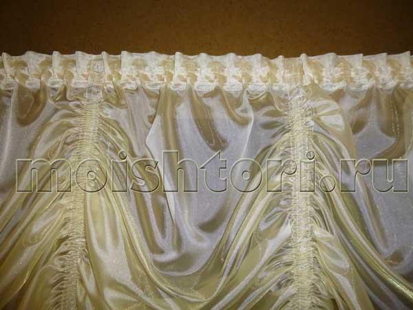 Пошив шторы маркиза своими руками